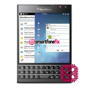 Blackberry Motherboard Repair