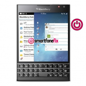 Blackberry Power Button Repair