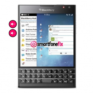 Blackberry Volume Buttons Repair