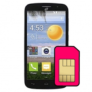 Alcatel SIM Fault Repair