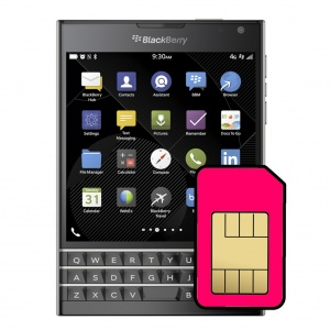 Blackberry SIM Fault Repair