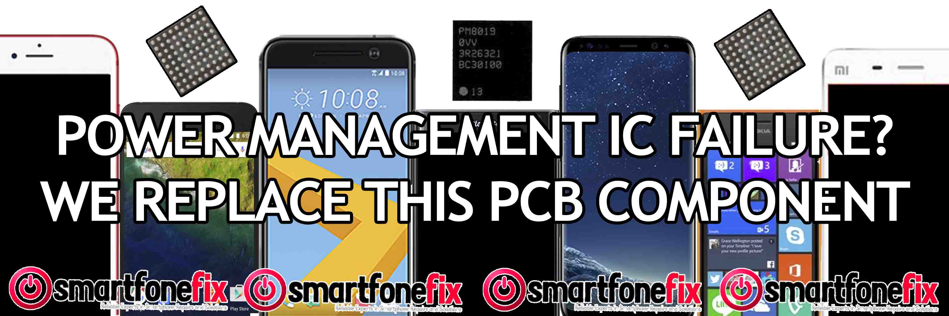 Smartphone Pmic Power Management Ic Repair Services Uk Simple Integrated Circuit We Like To Keep Things Here At Smartfonefix This Is Why Offer Fixed Price Repairs On All