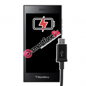 Blackberry Leap Micro USB Charging Port Repair Service