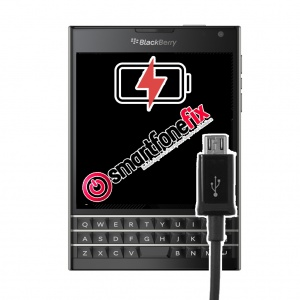 Blackberry Passport Micro USB Charging Port Repair Service