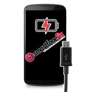 LG Nexus 4 Micro USB Charging Port Repair Service