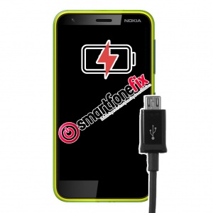 Nokia Lumia 625 Micro USB Charging Port Repair Service