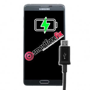 Samsung Galaxy Note 4 Micro USB Charging Port Repair Service