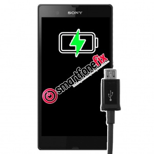 Sony Xperia Z Micro USB Charging Port Repair Service