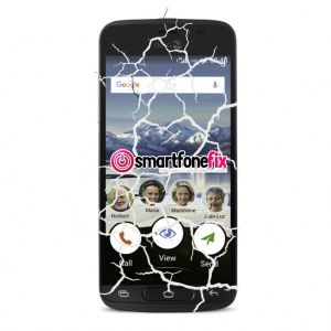Doro 8040 Broken Damaged Screen Repair Service