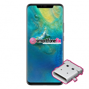 Huawei Mate 20 Pro USB Type-C Charging Socket Repair Service