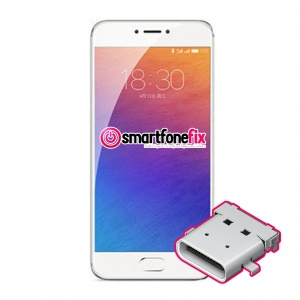 Meizu Pro 6 Usb Type C Charging Socket Repair Service