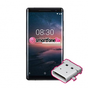 Nokia 8 Sirocco USB Type-C Charging Socket Repair Service