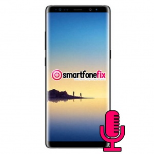 Samsung Galaxy Note 8 Microphone Repair Service