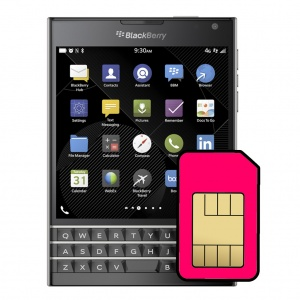 Blackberry Passport Sim Card Connector Repair Service