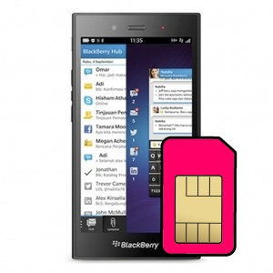 Blackberry Porsche Design P'9982 Sim Card Connector Repair Service
