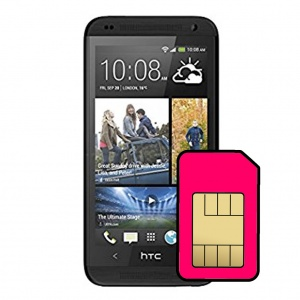 HTC Desire 626 Sim Card Connector Repair Service