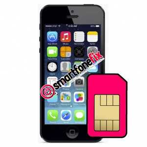 Apple iPhone 5 Sim Card Connector Repair Service