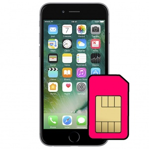 Apple iPhone 6S Plus Sim Card Connector Repair Service