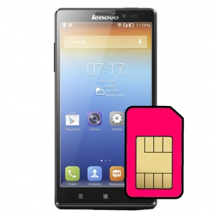 Lenovo K3 Note Sim Card Connector Repair Service