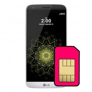 LG G5 Sim Card Connector Repair Service