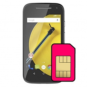 Motorola Moto E2 Sim Card Connector Repair Service