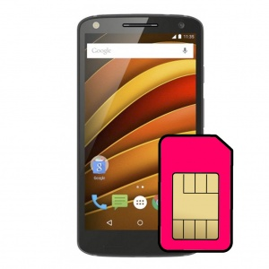 Motorola Moto X Sim Card Connector Repair Service
