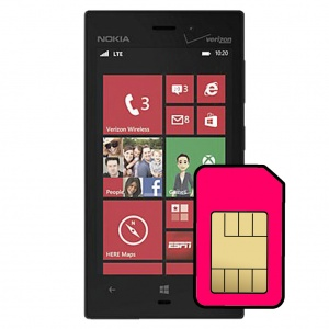 Nokia Lumia 1020 Sim Card Connector Repair Service