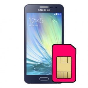 Samsung Galaxy Core Sim Card Connector Repair Service