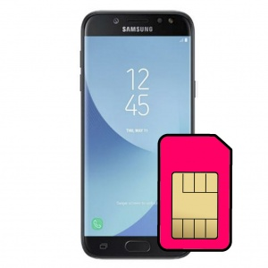 Samsung Galaxy J3 Sim Card Connector Repair Service
