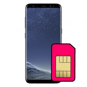 Samsung Galaxy S8 Sim Karte.Samsung Galaxy S8 Sim Card Connector Repair Service