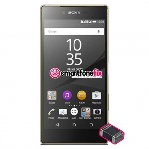 Sony Xperia Z5 Backlight Fuse Filter IC Repair Service