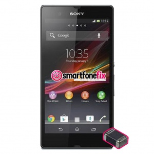 Sony Xperia Z Backlight Fuse Filter IC Repair Service