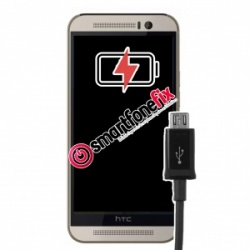 HTC One M9 Micro USB Charging Port Repair Service