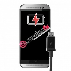 HTC One M8 Micro USB Charging Port Repair Service