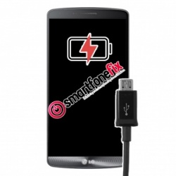 LG G3 Micro USB Charging Port Repair Service