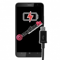 Nokia Lumia 1320 Micro USB Charging Port Repair Service