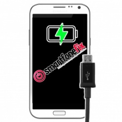 Samsung Galaxy Note 2 Micro USB Charging Port Repair Service