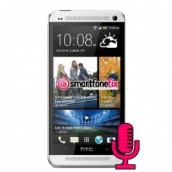 HTC One M7 Microphone Repair Service