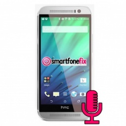 HTC One M8 Microphone Repair Service