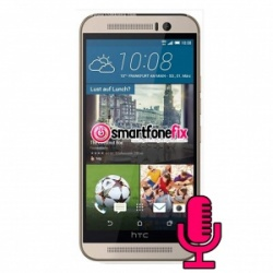HTC One M9 Microphone Repair Service