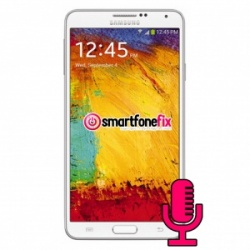 Samsung Galaxy Note 3 Microphone Repair Service