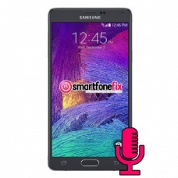 Samsung Galaxy Note 4 Microphone Repair Service