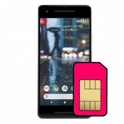 Google Pixel 2 Sim Card Connector Repair Service