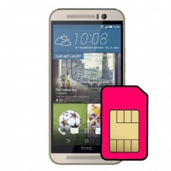 HTC One M9 Sim Card Connector Repair Service