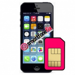 Apple iPhone 5S Sim Card Connector Repair Service