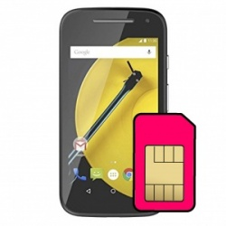 Motorola Moto E Sim Card Connector Repair Service