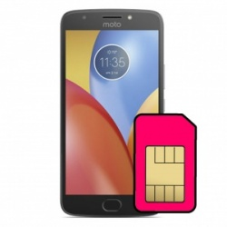 Motorola Moto E4 Sim Card Connector Repair Service