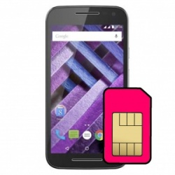 Motorola Moto G3 Sim Card Connector Repair Service