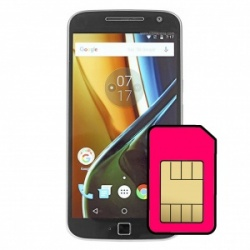 Motorola Moto G4 Sim Card Connector Repair Service