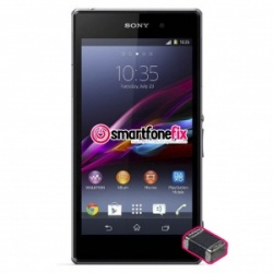 Sony Xperia Z Ultra Backlight Fuse Filter IC Repair Service